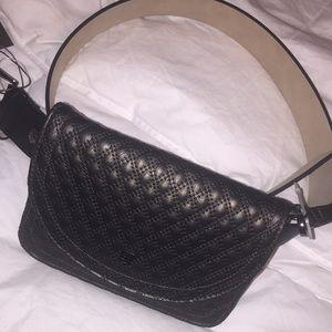 Vince Camuto Belt with Detachable Wristlet
